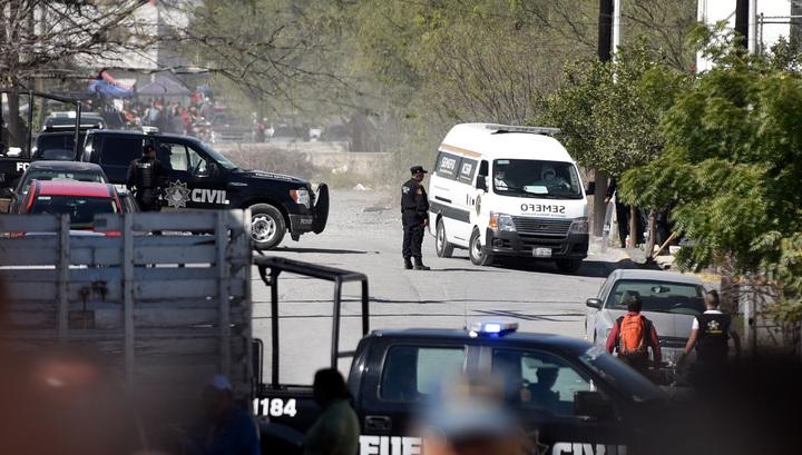 Тела восьми человек найдены в кузове автомобиля в Мексике