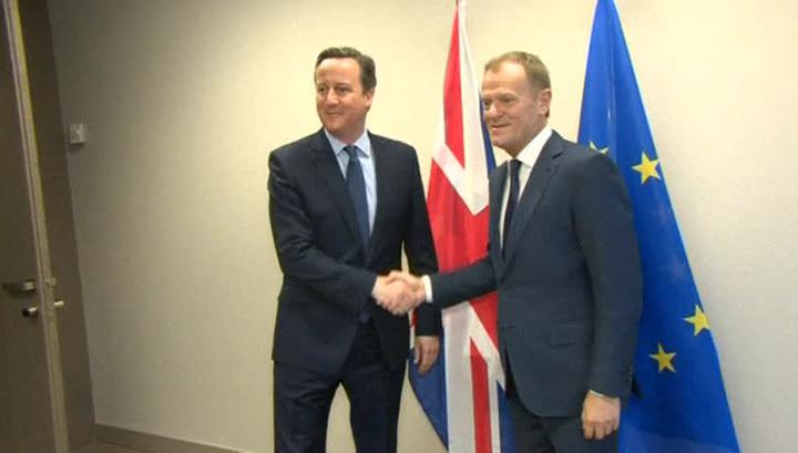 Кэмерон: Британия получит в Евросоюзе специальный статус