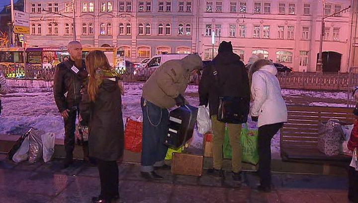 Сообщники: москвичи обмениваются ненужными товарами