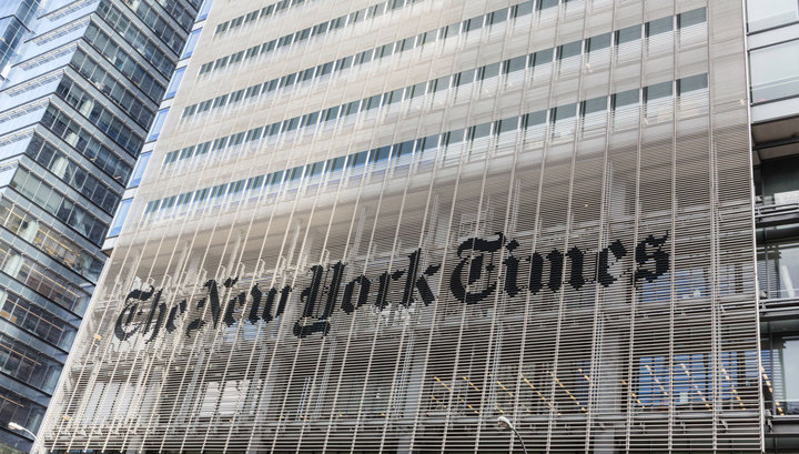 Картинки по запросу Как «Новая газета» связана с The New York Times?
