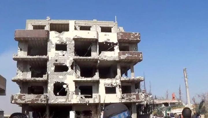 Минобороны РФ: под обстрел в Сирии попали 33 журналиста