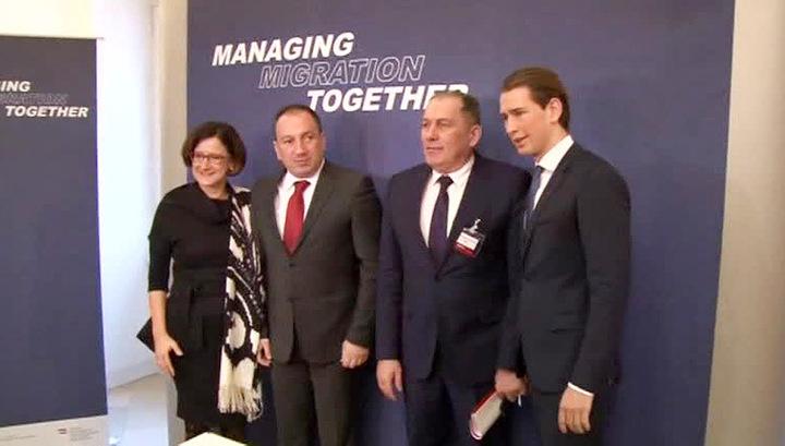 Гордиев узел: министры балканских стран намерены начать решать вопросы с нелегалами в Европе