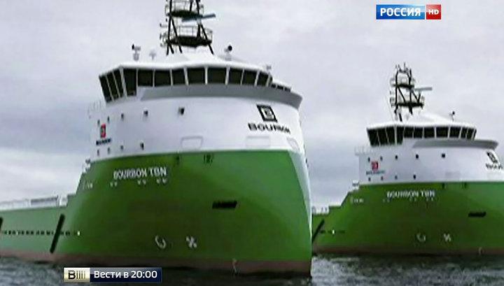 Освобождение и захват российских моряков в Нигерии: подробности