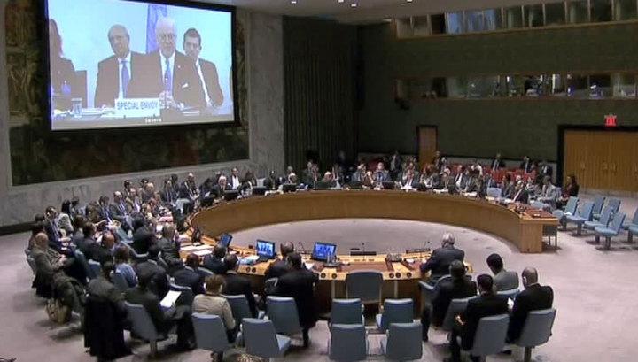 Совбез ООН рассмотрит угрозы США ударить по Сирии
