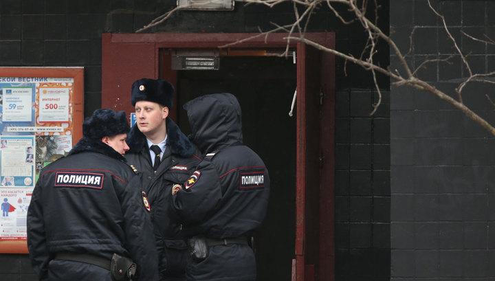 На северо-востоке Москвы молодой человек убил родителей и бабушку