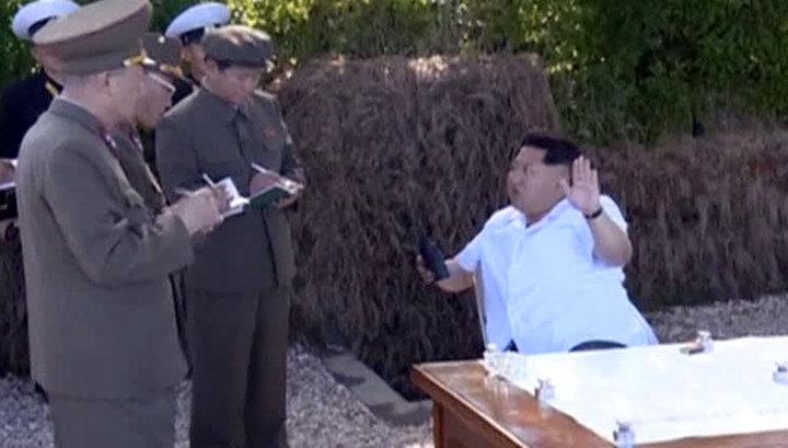 Ким Чен Ын приказал привести ядерное оружие КНДР в боевую готовность