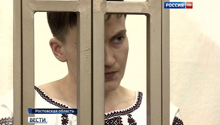 Гособвинение: что бы ни утверждали адвокаты, Савченко играла важную роль в бою