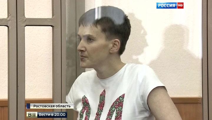 Письмо Савченко от имени Порошенко написали Вован и Лексус