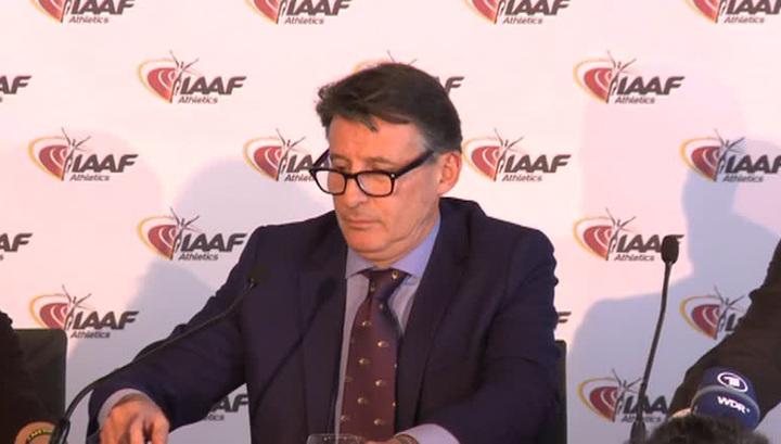 IAAF: окончательное решение об участии России в Олимпиаде будет принято в мае