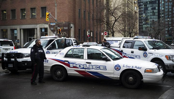 В Торонто на улице снова расстреляли человека