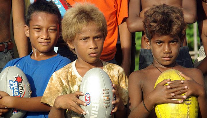 Меланезийцы – группа людей, проживающих на островах в Тихом океане