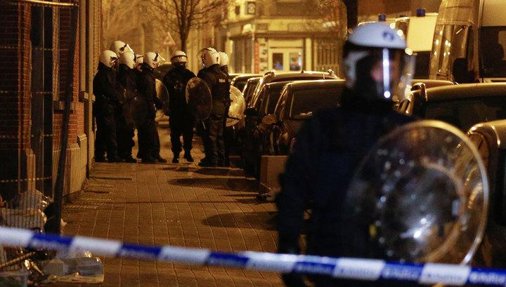 Бельгийская полиция задержала двух подельников Абдеслама
