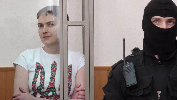 Путин пока не собирается отпускать или обменивать Савченко