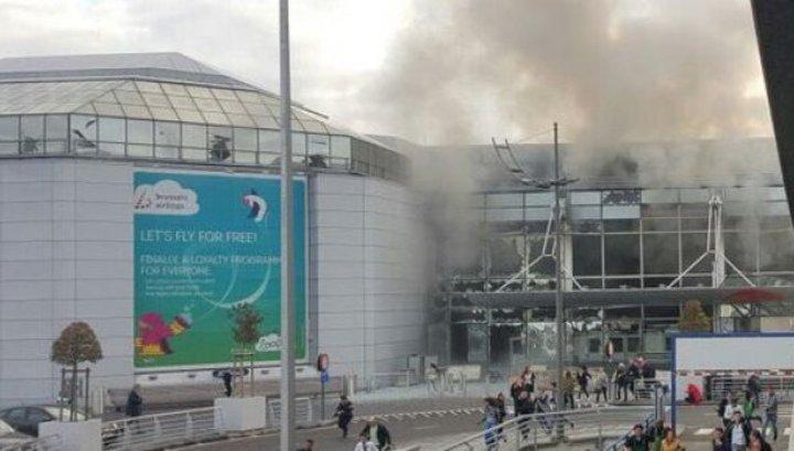 Бельгийские СМИ: перед взрывами в аэропорту стреляли и кричали на арабском