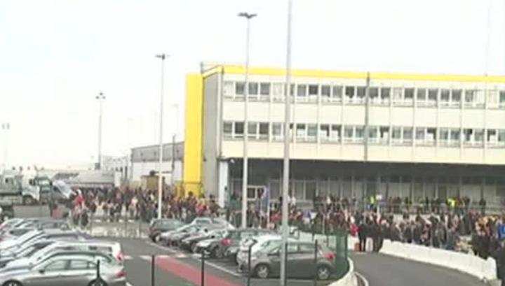 В аэропорту Завентем обнаружены три невзорвавшихся пояса смертников