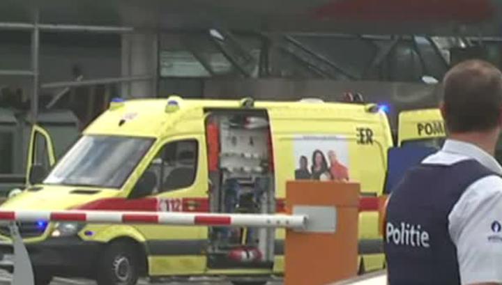 Посольство РФ в Брюсселе: при террористической атаке россияне не пострадали