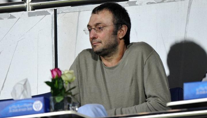 Полиция Франции задержала в Ницце российского сенатора Сулеймана Керимова