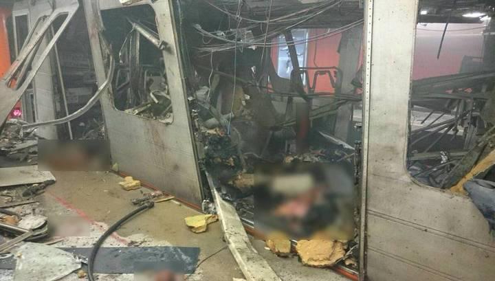 Минздрав Бельгии: в аэропорту и метро Брюсселя погибли 28 человек