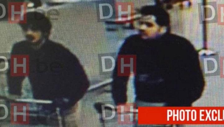 Брюссельского смертника засняли камеры видеонаблюдения