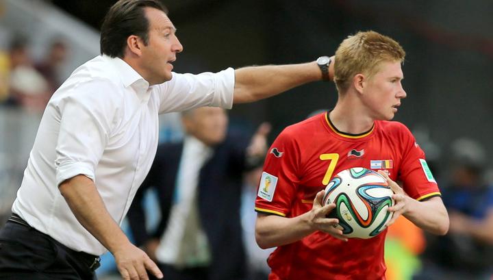 Вильмотс ушел в отставку с поста сборной Кот-д'Ивуара по футболу