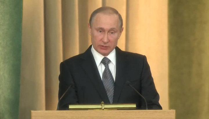 Путин велел Чайке наказывать коррупционеров и обеспечивать права россиян