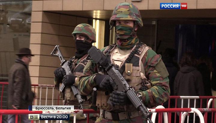 По следу террористов: брюссельских смертников могла выдать черная перчатка на левой руке