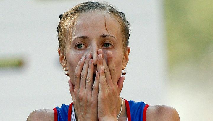 Ольга Каниськина лишилась лондонской олимпийской медали