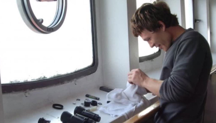 Освобожден российский моряк с судна Bourbon, захваченный в плен нигерийскими пиратами