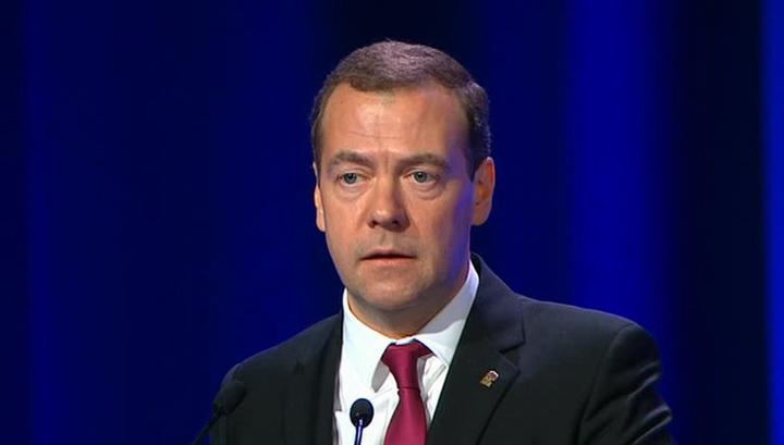 Медведев рассказал о том, что произошло в Сколкове
