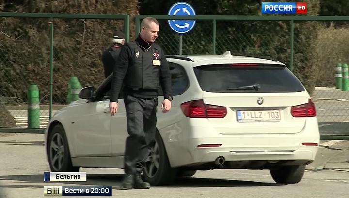 Брюссельского террориста арестовали у прокуратуры Бельгии