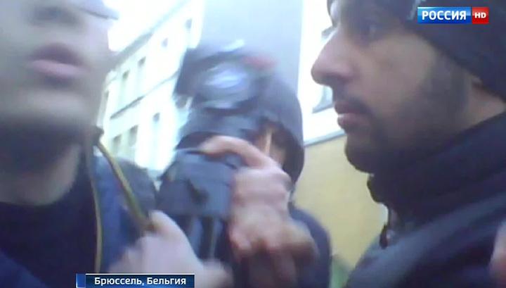 На журналистов ВГТРК напали в коммуне, где жил Абдеслам