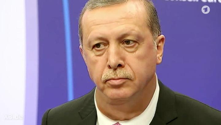 Эрдоган улетел из Стамбула в неизвестном направлении