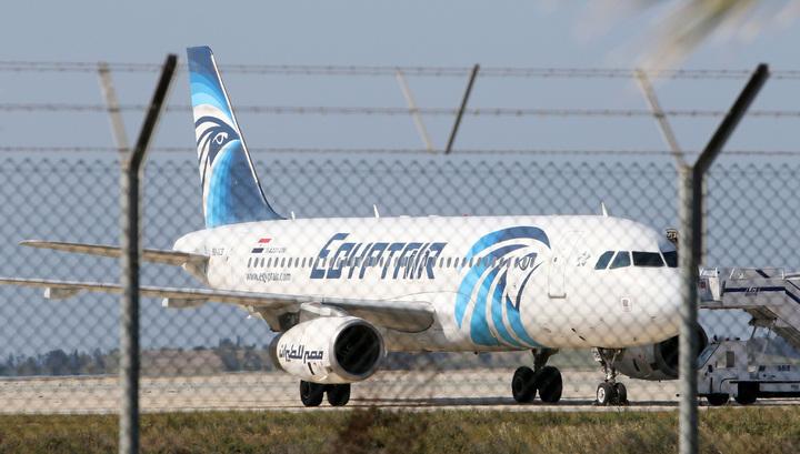 А320 компании EgyptAir пропал с радаров над Средиземным морем