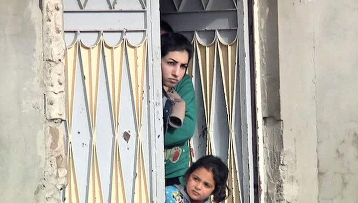 В пригороде Эрбин в Восточной Гуте освобождены 28 мирных жителей