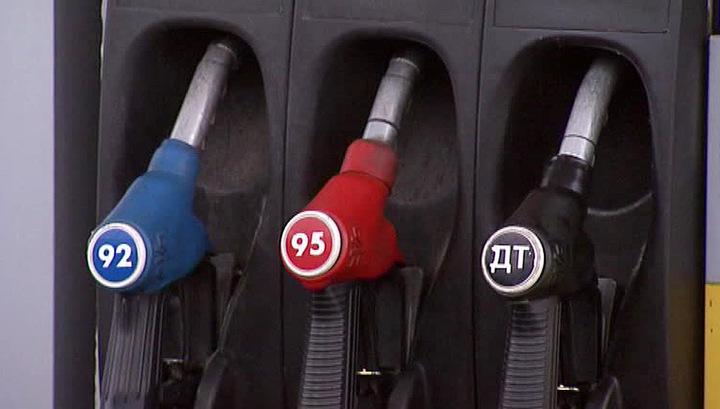 Биржевая цена бензина Аи-95 выросла до нового рекорда
