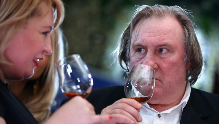 Депардье: за последние 10 лет крымские вина стали намного лучше