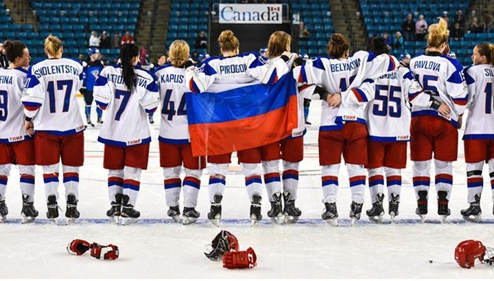 Российские хоккеистки остались без медалей молодежного чемпионата мира