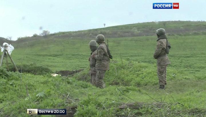 Карабахский конфликт: стороны договорились о прекращении огня