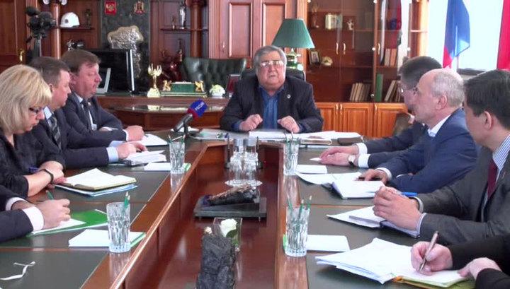 Аман Тулеев запретил коллекторов в Кузбассе, не дожидаясь принятия закона