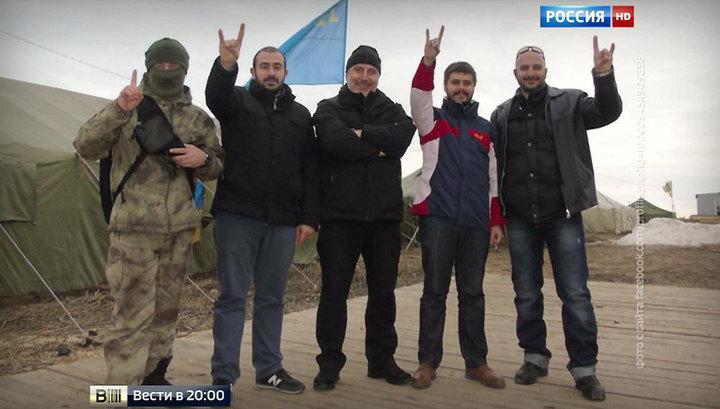 Из Херсонщины в Крымское ханство: Порошенко отдаст регион татарам и туркам