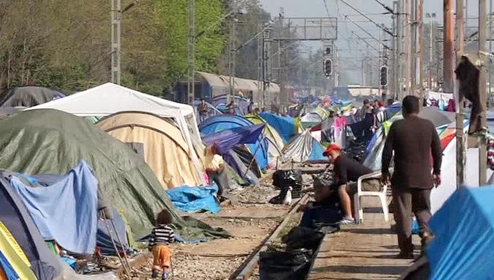 В Стокгольме не верят, что сделка ЕС и Турции решит проблему мигрантов