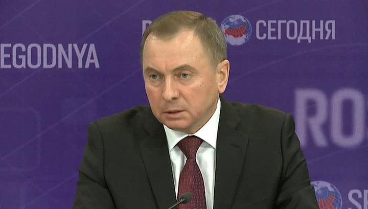 Макей предложил Трампу Антарктиду в качестве альтернативы Минску