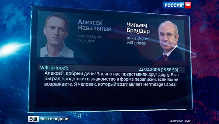 """Операция """"Дрожь"""": тайная переписка агента Навального"""
