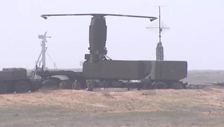 Сирийские системы ПВО отразили атаку беспилотника в районе авиабазы Хмеймим