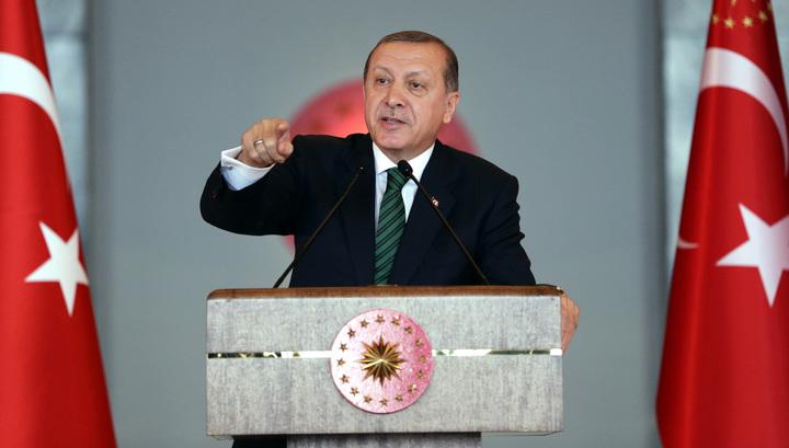 Эрдоган: офицер саудовской разведки был в шоке от записи убийства Хашогги