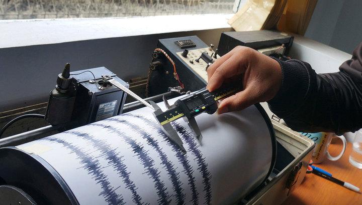 У японских островов Рюкю произошло землетрясение магнитудой 5,6