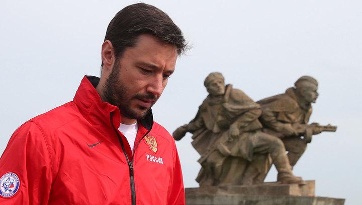 Илья Ковальчук: патриотизм в наших сердцах, его никто не заберет