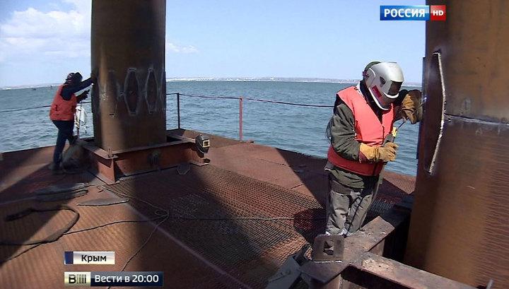 Больше света: введена в эксплуатацию третья нитка энергомоста в Крым
