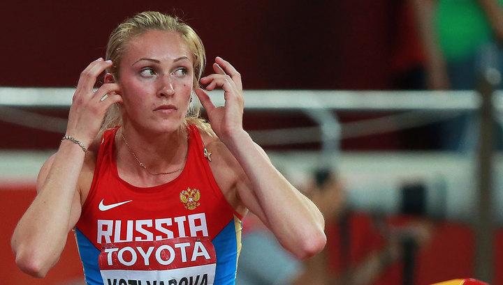 Легкоатлетка Надежда Котлярова попала в список реабилитированных спортсменов