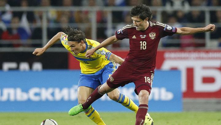 Травма Кузьмина, конфликт с Жирковым и слабая форма Кержакова: Слуцкий принял решение о составе на Euro-2016
